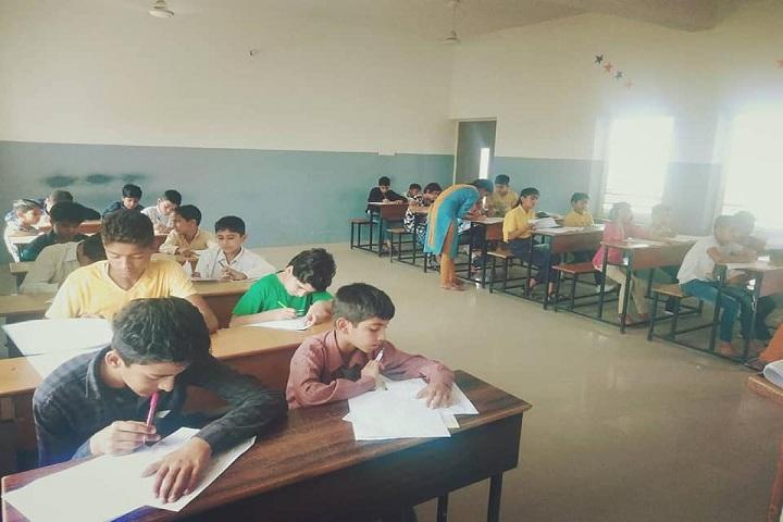 Kvm Global School-ClassRoom
