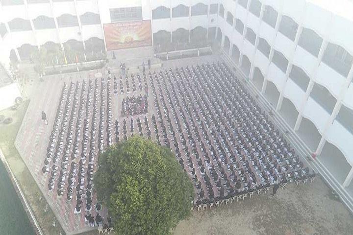 Kvm Global School-Ground