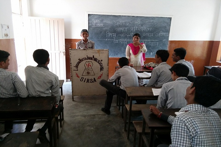 Lala Jagan Nath Jain Public School-Class-Room