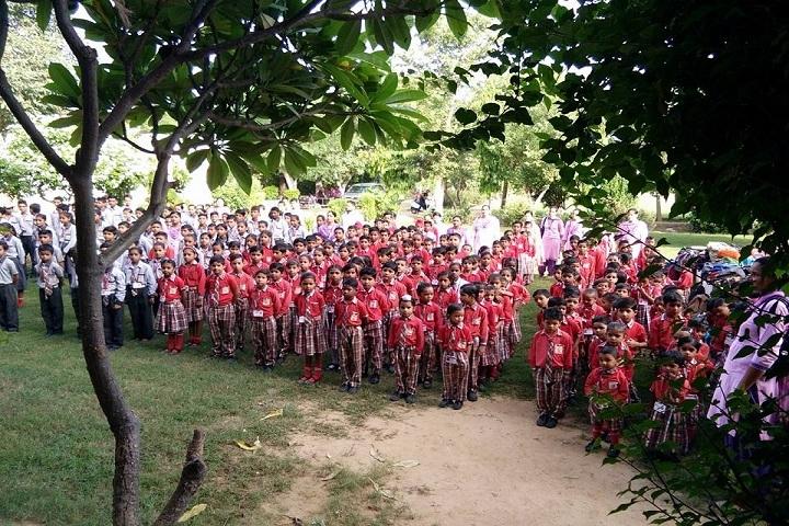 Lala Jagan Nath Jain Public School-Ground
