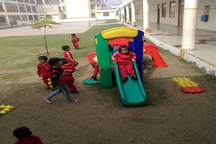 Landmark International School-Kindergarden