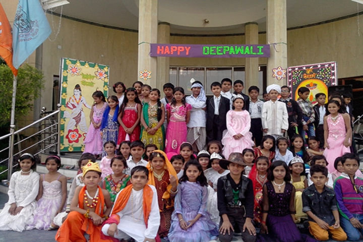 School Events View of Laxmi International School Manesar