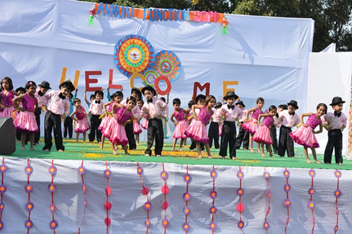 Events View of Laxmi International School Manesar