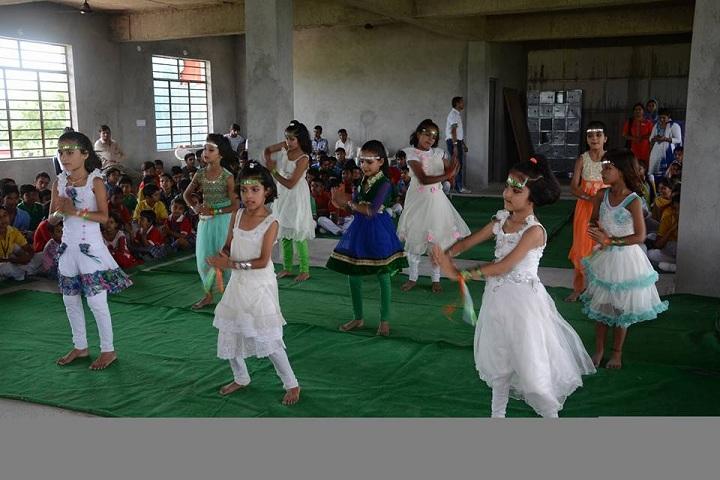 Laxmi Senior Secondary School-Dance-Room