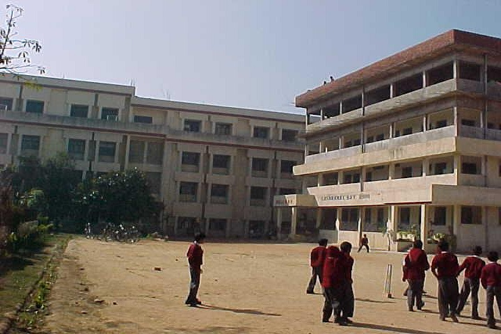 Lbs Senior Secondary School-Campus