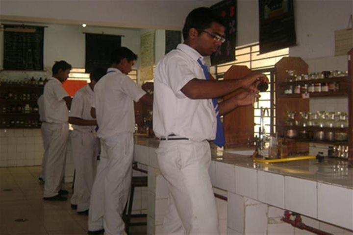 Lbs Senior Secondary School-ChemistryLab