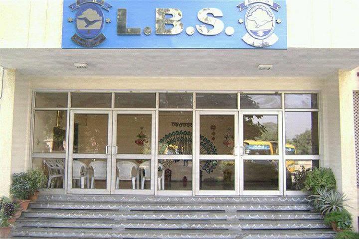 Lbs Senior Secondary School-Entrance