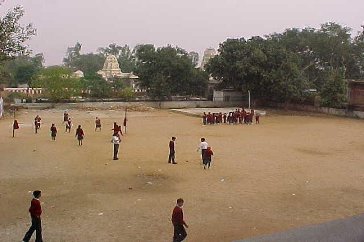 Lbs Senior Secondary School-Ground