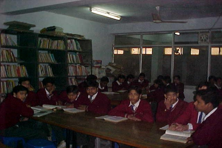 Lbs Senior Secondary School-Library