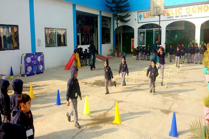 Like Senior Secondary Public School-Activity