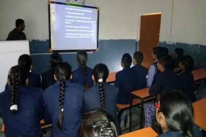 Like Senior Secondary Public School-Digital Class Room