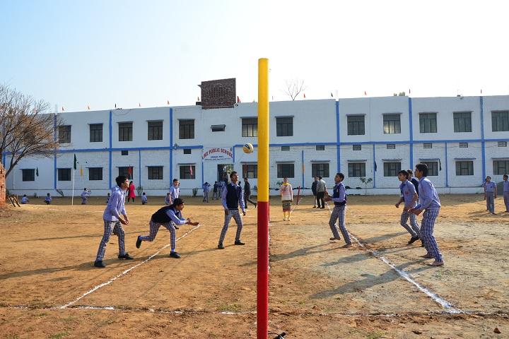 Like Senior Secondary Public School-Games