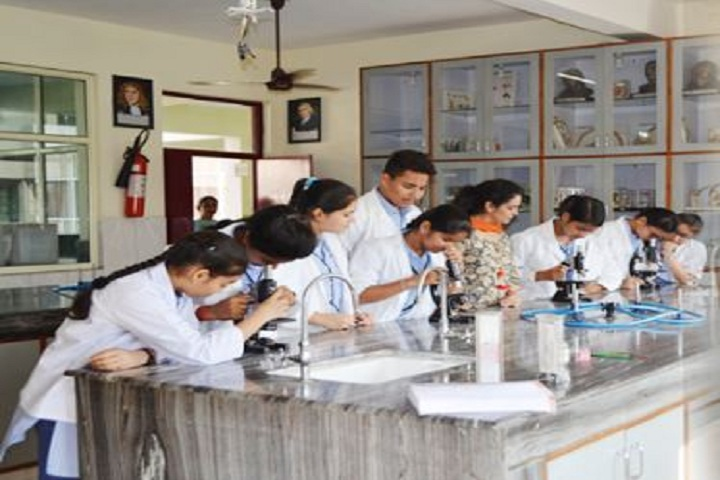 Lion Public School-ChemistryLab