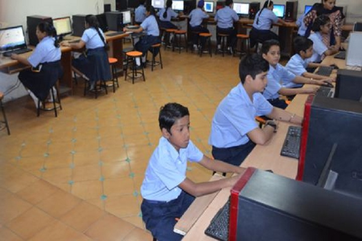 Lion Public School-ComputerLab