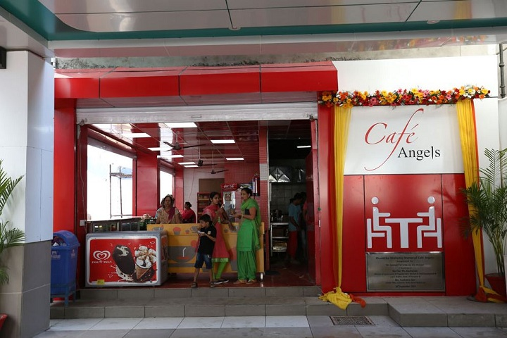 Little Angels School-Cafeteria
