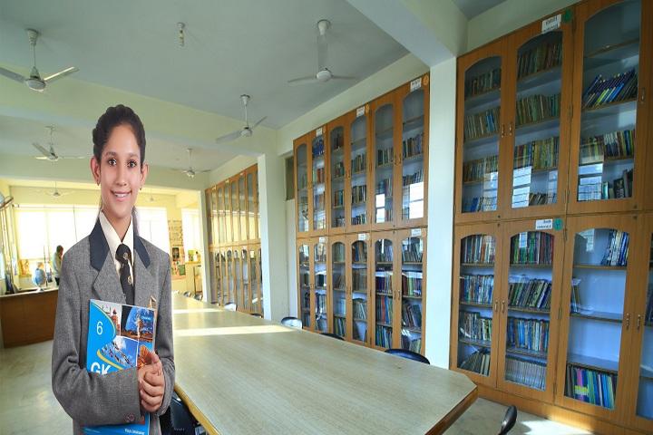 MDN Public School-Library
