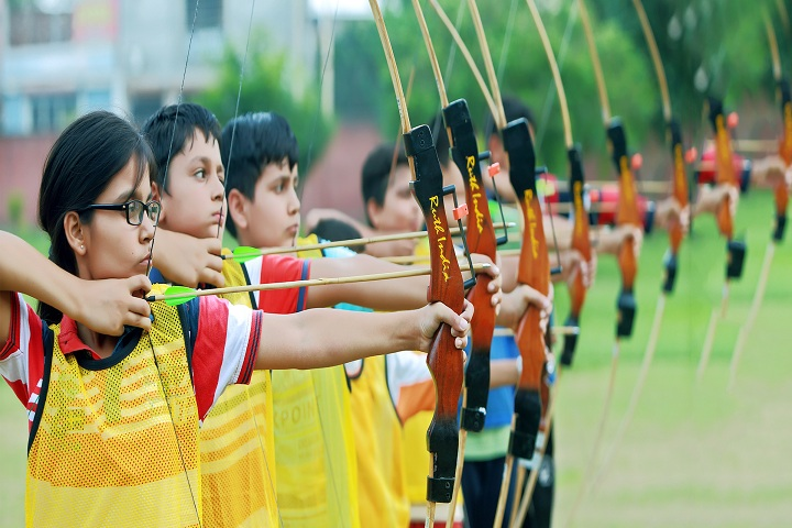 MDN Public School-Sports
