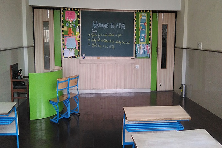 Maharishi Markandeshwar International School-Class-Room