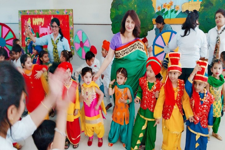 Maharishi Markandeshwar International School-Events