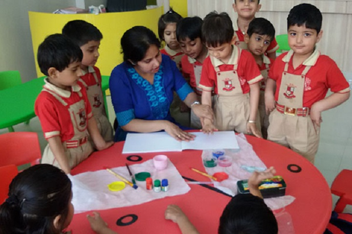 Maharishi Markandeshwar International School-Kindergaten