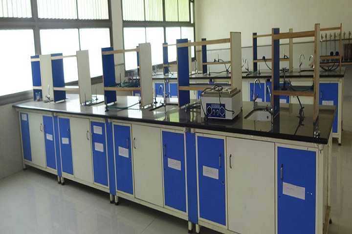Maharishi Markandeshwar International School-Laboratory
