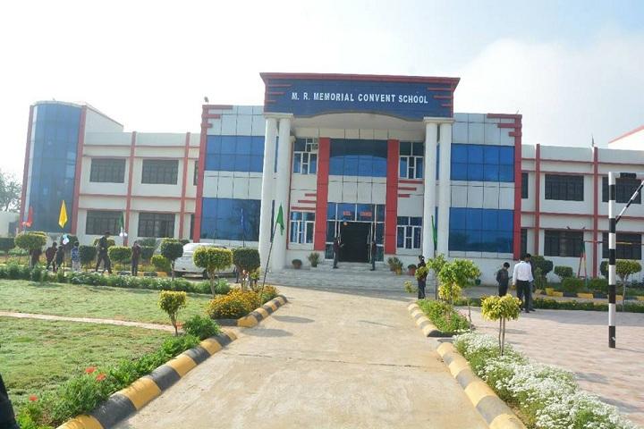 MR Memorial Convent School-Campus