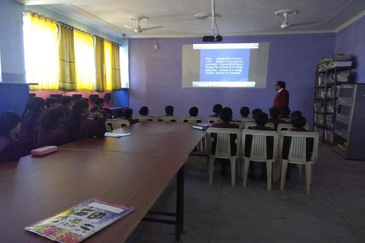 MR Memorial Convent School-Class-Room