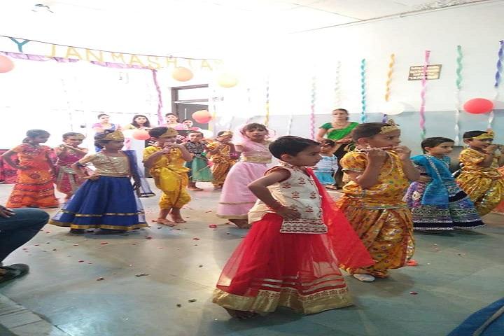 MR Memorial Convent School-Dance