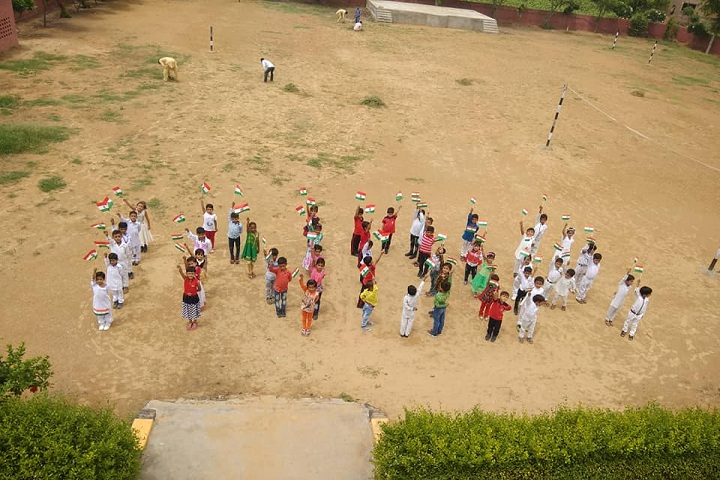MR Memorial Convent School- Play Ground