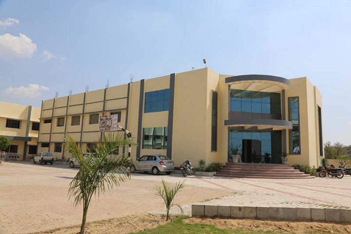 MR Public School-Campus
