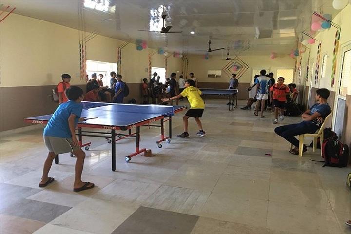MR Public School-Indoor-Games