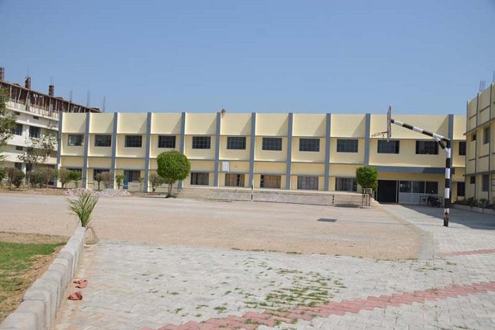 MR Public School-PlayGround