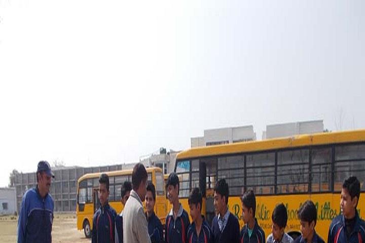 MR Public School-Transport