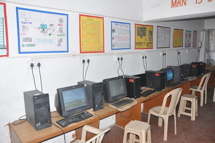 MDS Public High School-ComputerLab