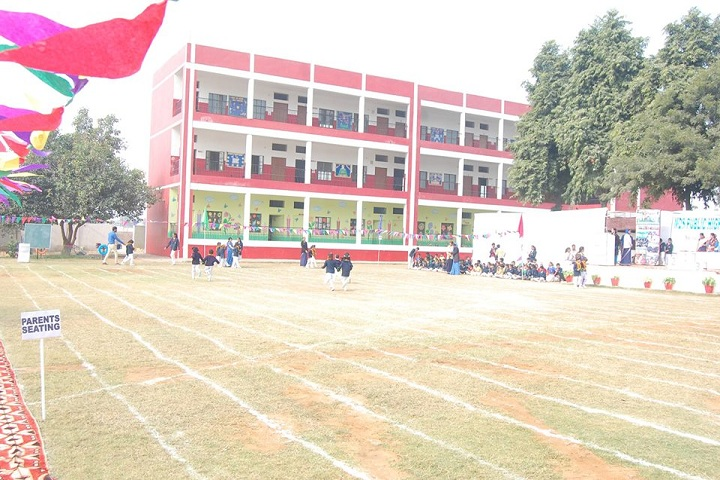 MDS Public High School-Games