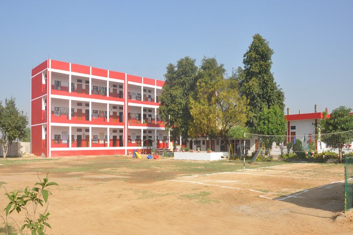MDS Public High School-Play-Ground