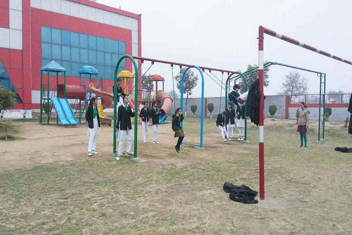 MGM Senior Secondary School-Games
