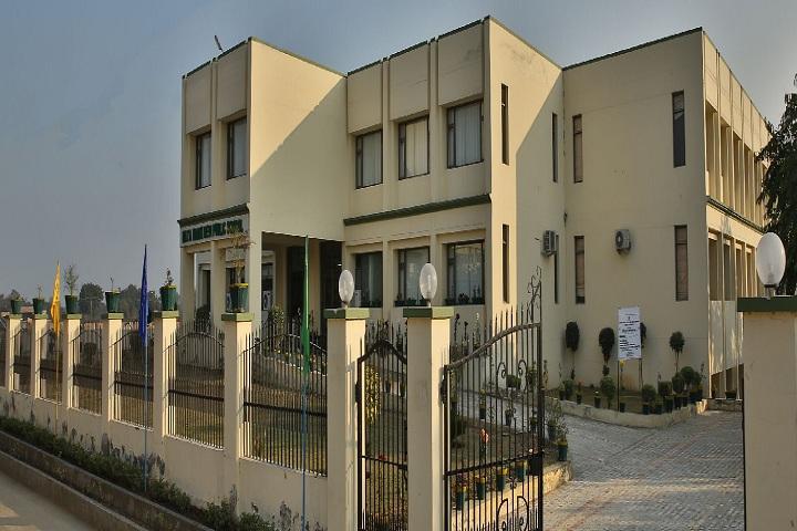 Mata Harki Devi Senior Secondary School-Campus
