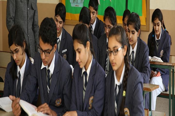 Mata Harki Devi Senior Secondary School-Class-Room
