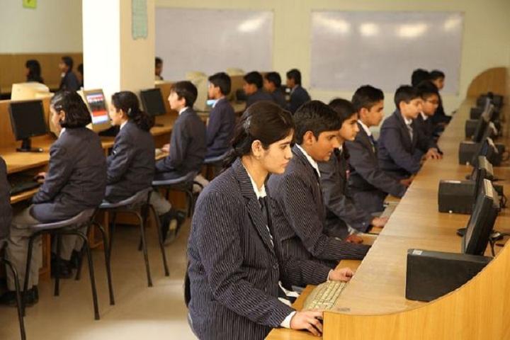 Mata Harki Devi Senior Secondary School-ComputerLab