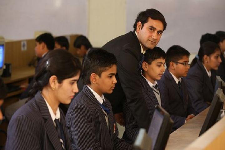 Mata Harki Devi Senior Secondary School-ITLab
