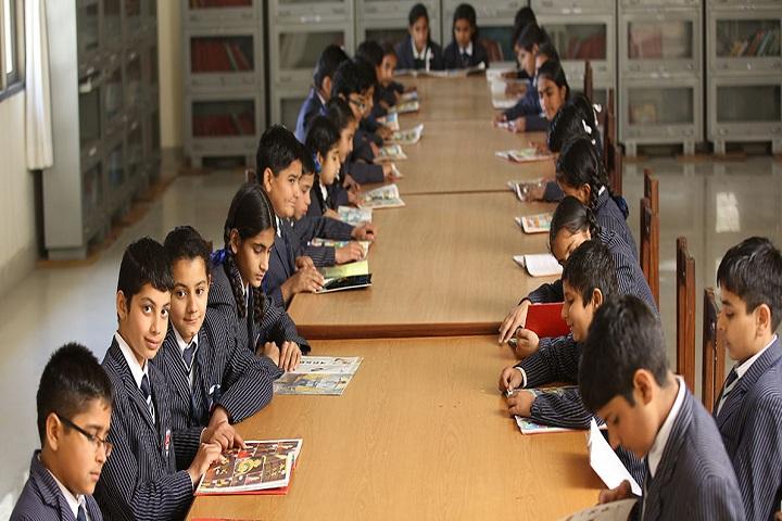 Mata Harki Devi Senior Secondary School-Library