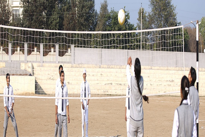 Mata Harki Devi Senior Secondary School-Sports