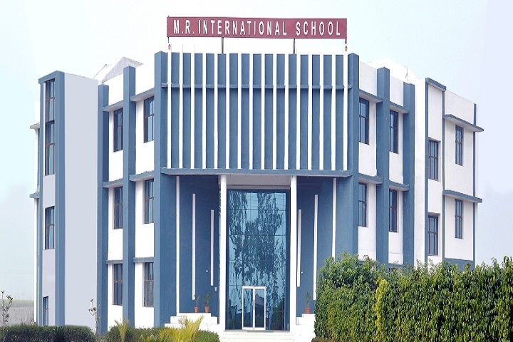 MR International School-Campus