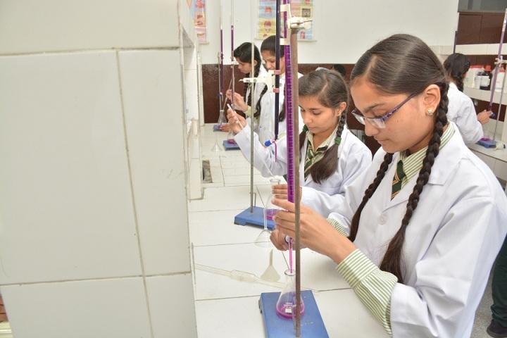MR International School-ChemistryLab
