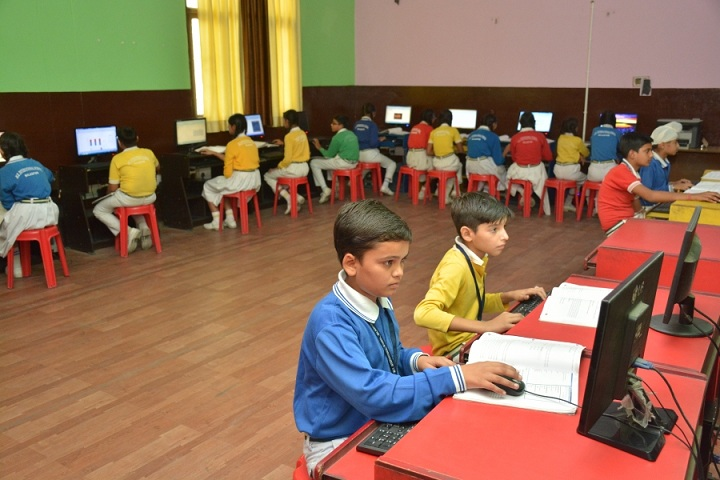 MR International School-ComputerLab