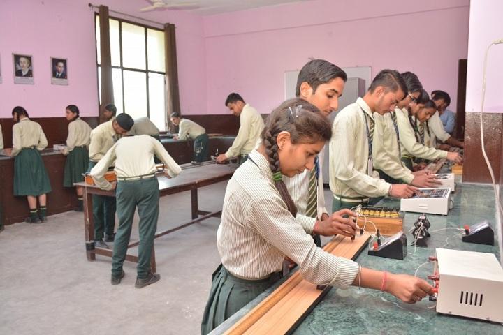 MR International School-ElectronicsLab