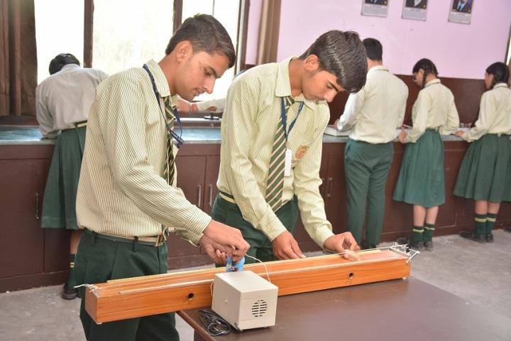 MR International School-Laboratory