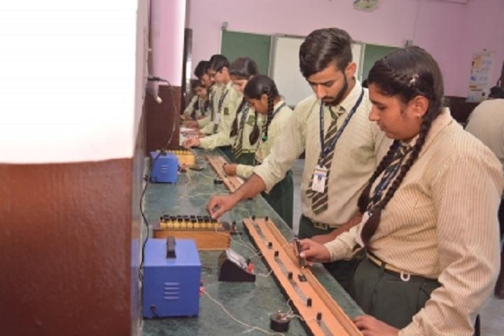 MR International School-PhysicsLab