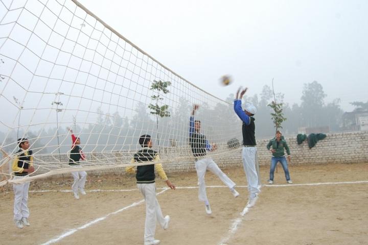 MR International School-Sports